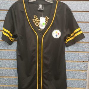 NFL JERSEY STEELERS WOMANS SIZE S